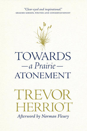 Towards a Prairie Atonement
